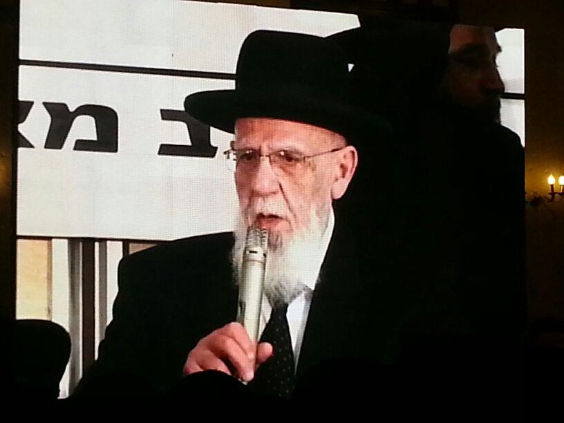 כינוס לב לאחים ניסן תשע''ד ער''ח אייר עד צילם יעקב כהן חדשות 24 (145)