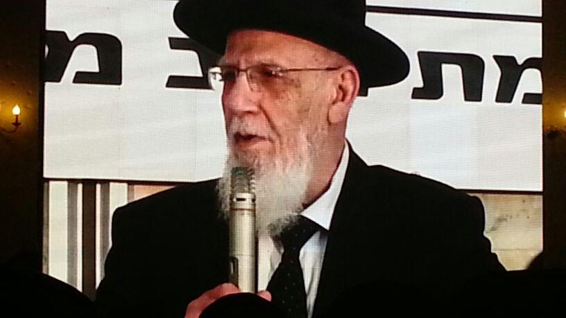 כינוס לב לאחים ניסן תשע''ד ער''ח אייר עד צילם יעקב כהן חדשות 24 (149)