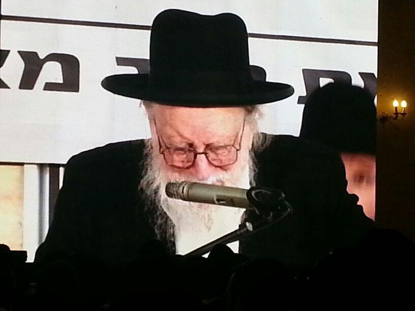 כינוס לב לאחים ניסן תשע''ד ער''ח אייר עד צילם יעקב כהן חדשות 24 (15)