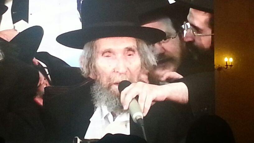 כינוס לב לאחים ניסן תשע''ד ער''ח אייר עד צילם יעקב כהן חדשות 24 (151)