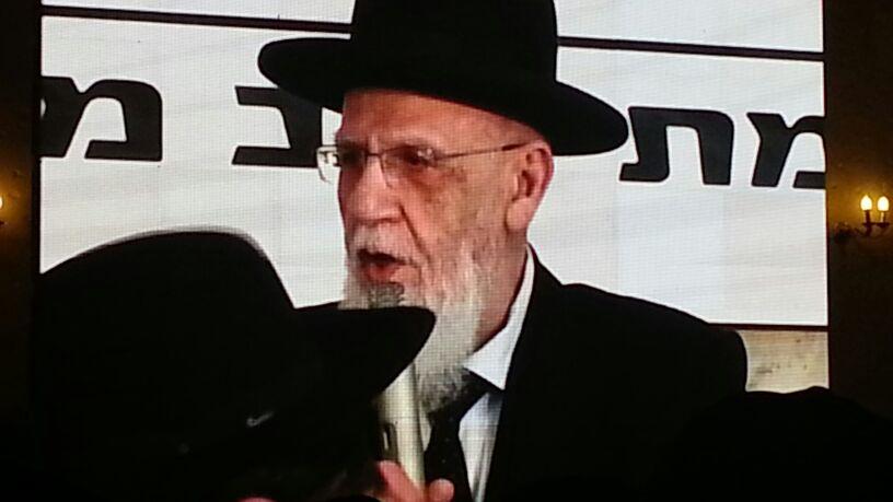 כינוס לב לאחים ניסן תשע''ד ער''ח אייר עד צילם יעקב כהן חדשות 24 (153)