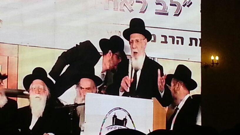 כינוס לב לאחים ניסן תשע''ד ער''ח אייר עד צילם יעקב כהן חדשות 24 (154)