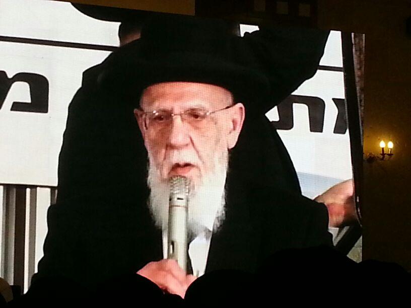 כינוס לב לאחים ניסן תשע''ד ער''ח אייר עד צילם יעקב כהן חדשות 24 (157)
