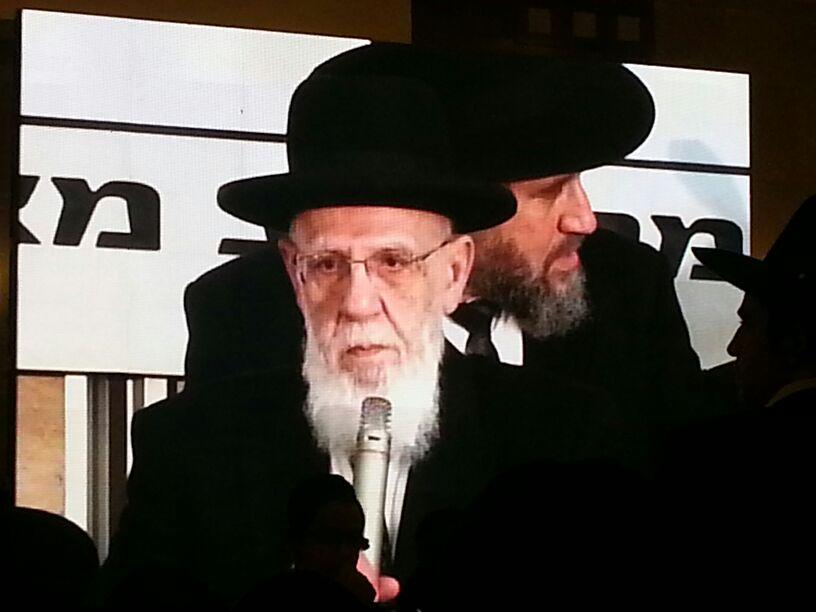 כינוס לב לאחים ניסן תשע''ד ער''ח אייר עד צילם יעקב כהן חדשות 24 (18)