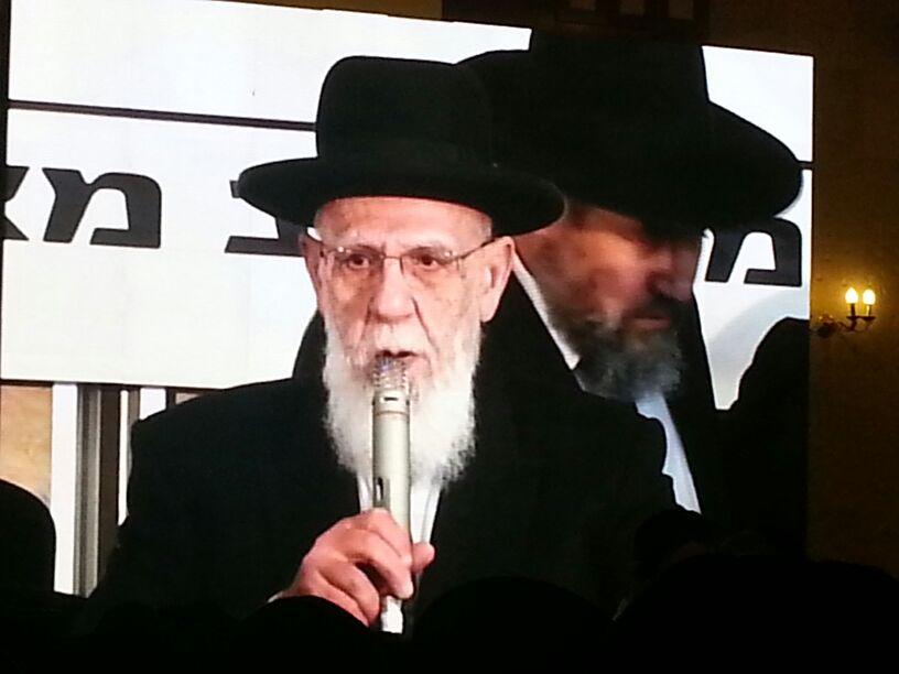 כינוס לב לאחים ניסן תשע''ד ער''ח אייר עד צילם יעקב כהן חדשות 24 (19)
