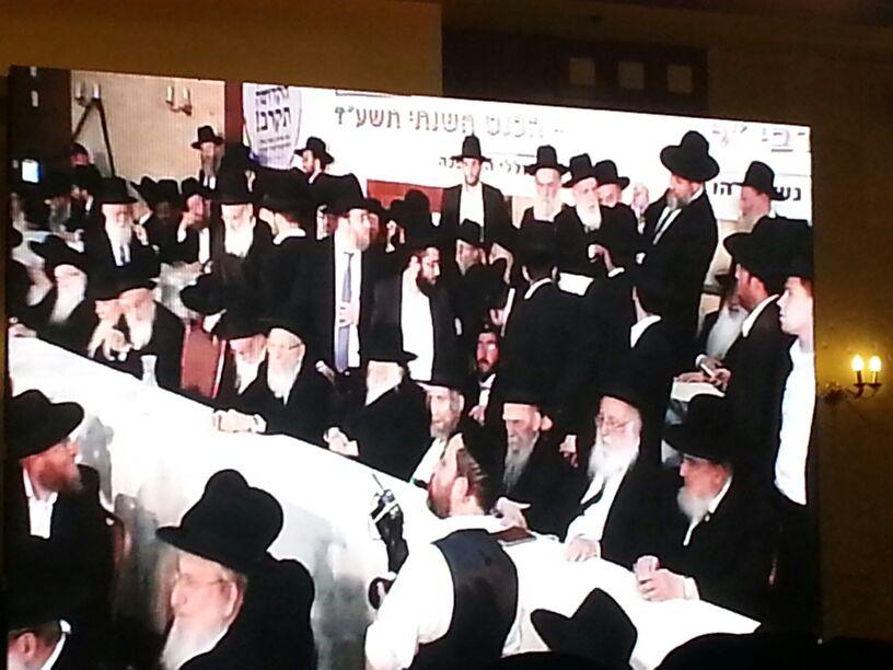 כינוס לב לאחים ניסן תשע''ד ער''ח אייר עד צילם יעקב כהן חדשות 24 (26)