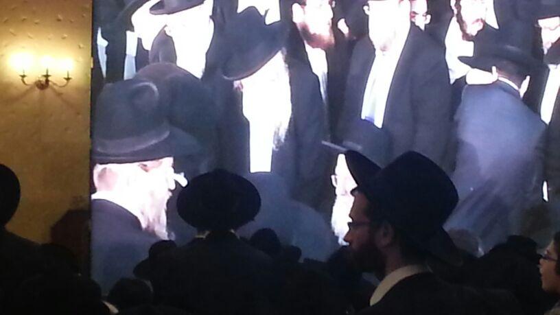 כינוס לב לאחים ניסן תשע''ד ער''ח אייר עד צילם יעקב כהן חדשות 24 (29)