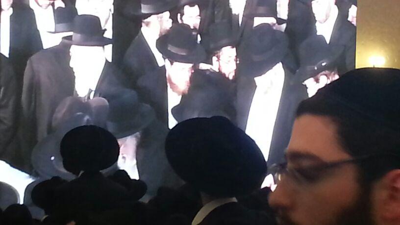 כינוס לב לאחים ניסן תשע''ד ער''ח אייר עד צילם יעקב כהן חדשות 24 (30)