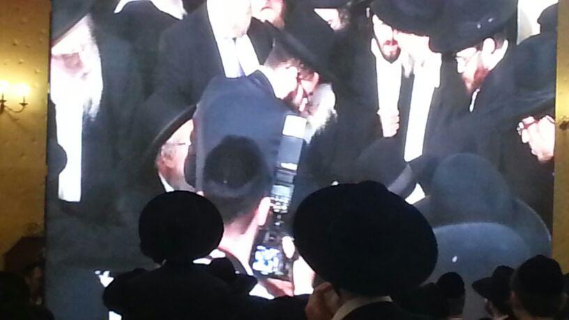כינוס לב לאחים ניסן תשע''ד ער''ח אייר עד צילם יעקב כהן חדשות 24 (33)