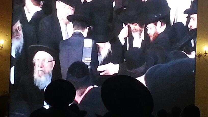 כינוס לב לאחים ניסן תשע''ד ער''ח אייר עד צילם יעקב כהן חדשות 24 (35)