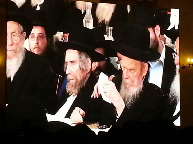 כינוס לב לאחים ניסן תשע''ד ער''ח אייר עד צילם יעקב כהן חדשות 24 (37)