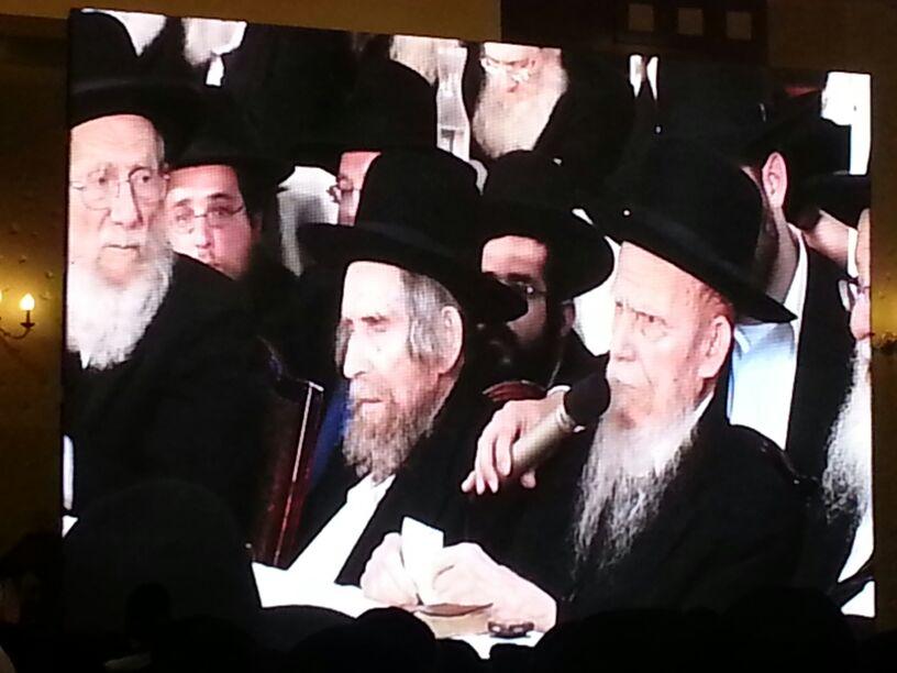 כינוס לב לאחים ניסן תשע''ד ער''ח אייר עד צילם יעקב כהן חדשות 24 (38)