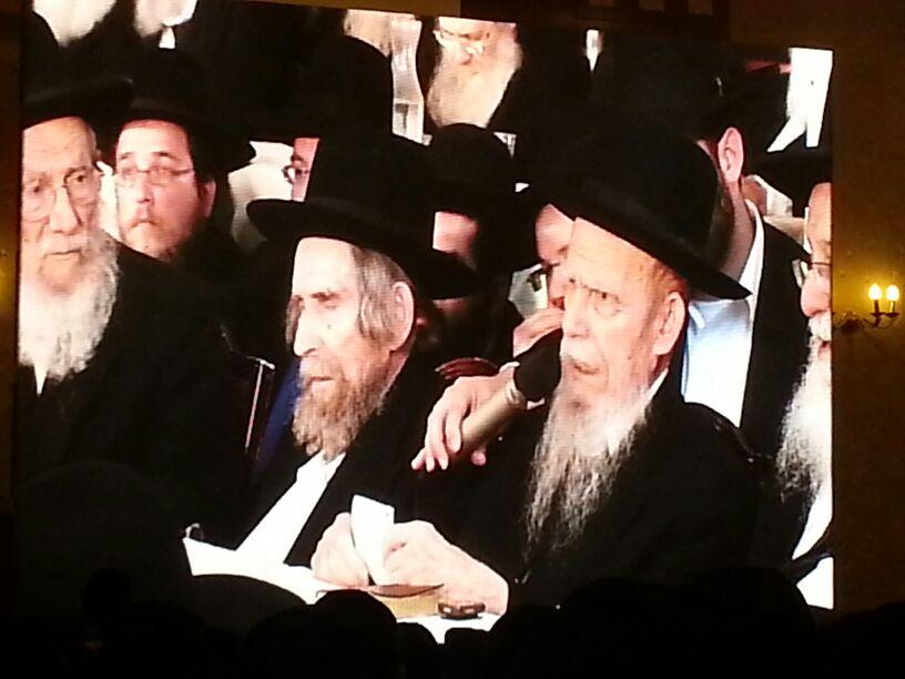 כינוס לב לאחים ניסן תשע''ד ער''ח אייר עד צילם יעקב כהן חדשות 24 (40)