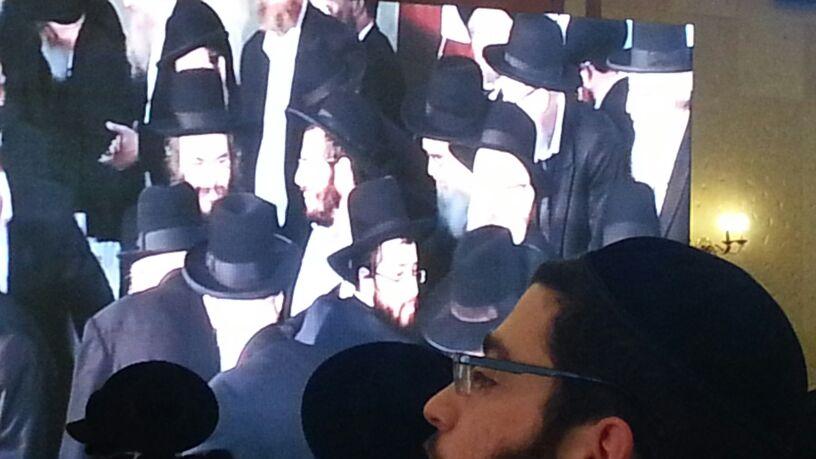 כינוס לב לאחים ניסן תשע''ד ער''ח אייר עד צילם יעקב כהן חדשות 24 (46)