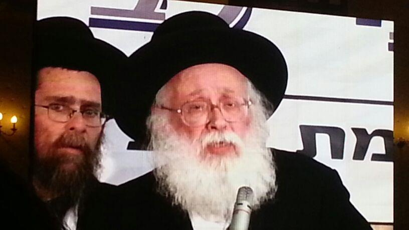 כינוס לב לאחים ניסן תשע''ד ער''ח אייר עד צילם יעקב כהן חדשות 24 (47)