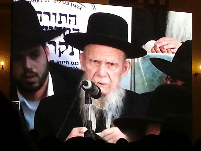 כינוס לב לאחים ניסן תשע''ד ער''ח אייר עד צילם יעקב כהן חדשות 24 (48)