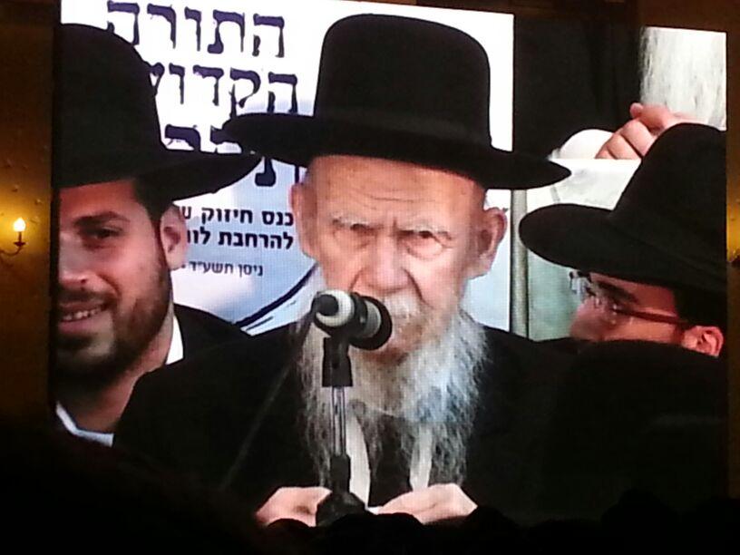 כינוס לב לאחים ניסן תשע''ד ער''ח אייר עד צילם יעקב כהן חדשות 24 (49)