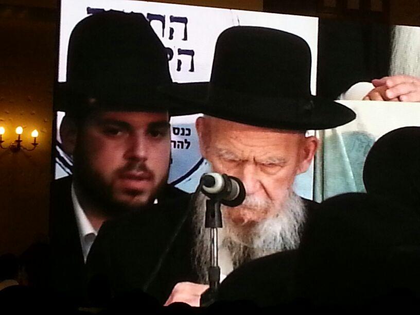 כינוס לב לאחים ניסן תשע''ד ער''ח אייר עד צילם יעקב כהן חדשות 24 (51)