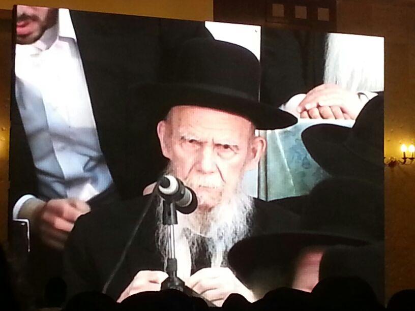 כינוס לב לאחים ניסן תשע''ד ער''ח אייר עד צילם יעקב כהן חדשות 24 (55)