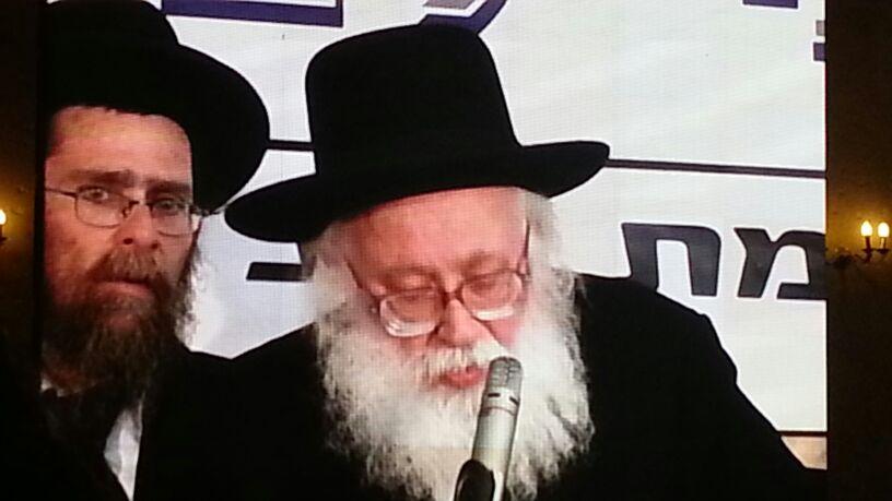 כינוס לב לאחים ניסן תשע''ד ער''ח אייר עד צילם יעקב כהן חדשות 24 (56)