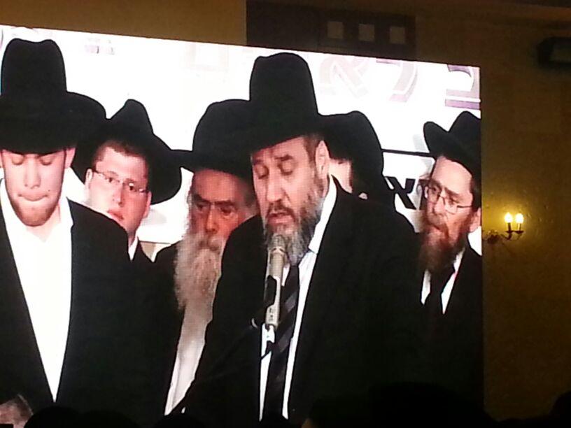 כינוס לב לאחים ניסן תשע''ד ער''ח אייר עד צילם יעקב כהן חדשות 24 (63)