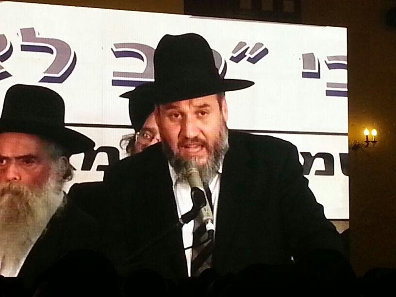כינוס לב לאחים ניסן תשע''ד ער''ח אייר עד צילם יעקב כהן חדשות 24 (66)