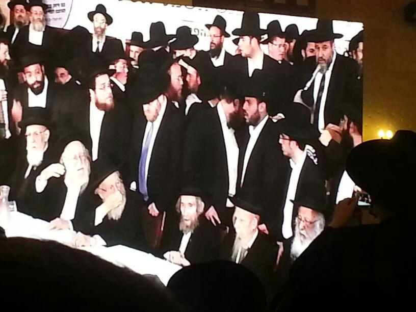 כינוס לב לאחים ניסן תשע''ד ער''ח אייר עד צילם יעקב כהן חדשות 24 (68)