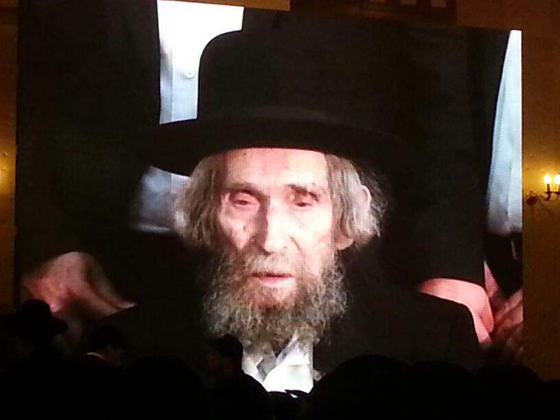 כינוס לב לאחים ניסן תשע''ד ער''ח אייר עד צילם יעקב כהן חדשות 24 (70)