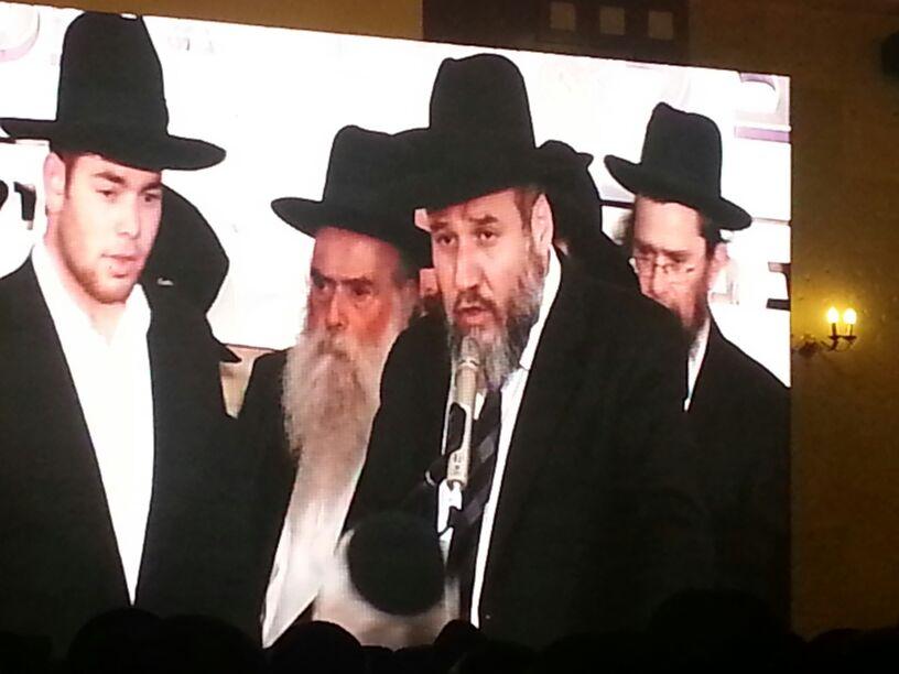 כינוס לב לאחים ניסן תשע''ד ער''ח אייר עד צילם יעקב כהן חדשות 24 (71)