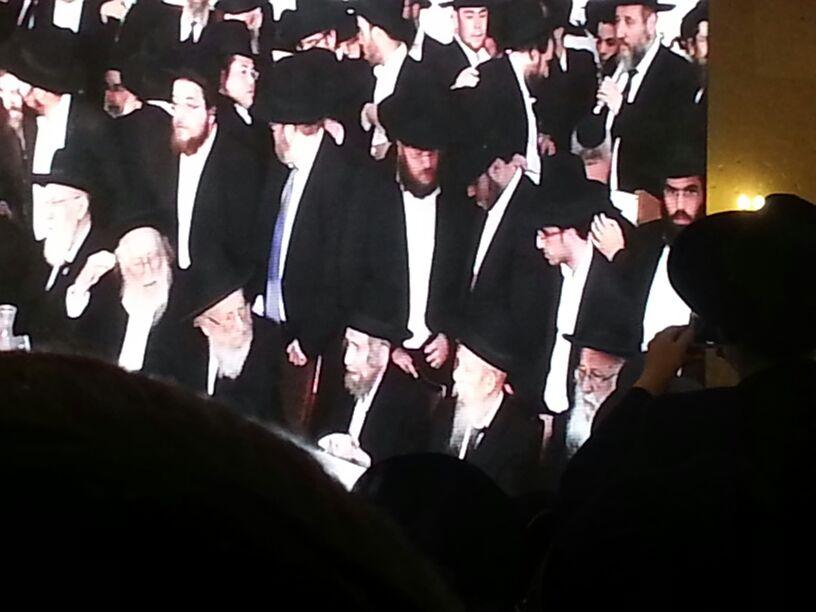 כינוס לב לאחים ניסן תשע''ד ער''ח אייר עד צילם יעקב כהן חדשות 24 (73)