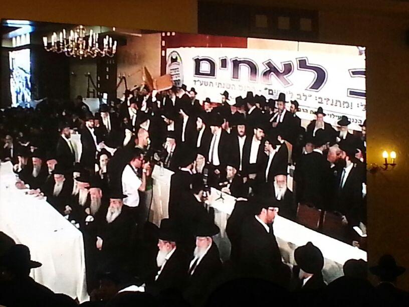 כינוס לב לאחים ניסן תשע''ד ער''ח אייר עד צילם יעקב כהן חדשות 24 (75)