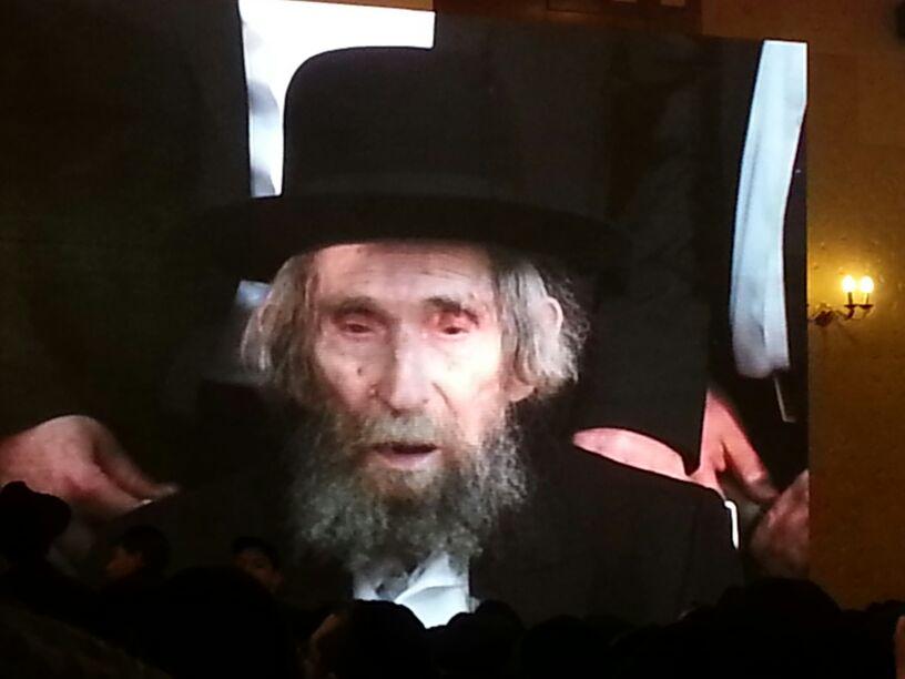 כינוס לב לאחים ניסן תשע''ד ער''ח אייר עד צילם יעקב כהן חדשות 24 (76)