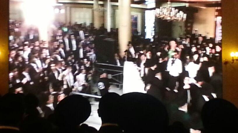 כינוס לב לאחים ניסן תשע''ד ער''ח אייר עד צילם יעקב כהן חדשות 24 (77)