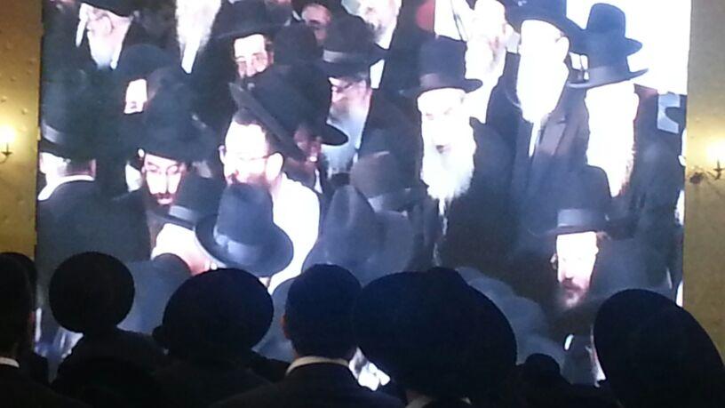 כינוס לב לאחים ניסן תשע''ד ער''ח אייר עד צילם יעקב כהן חדשות 24 (86)