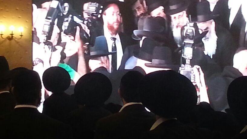 כינוס לב לאחים ניסן תשע''ד ער''ח אייר עד צילם יעקב כהן חדשות 24 (89)