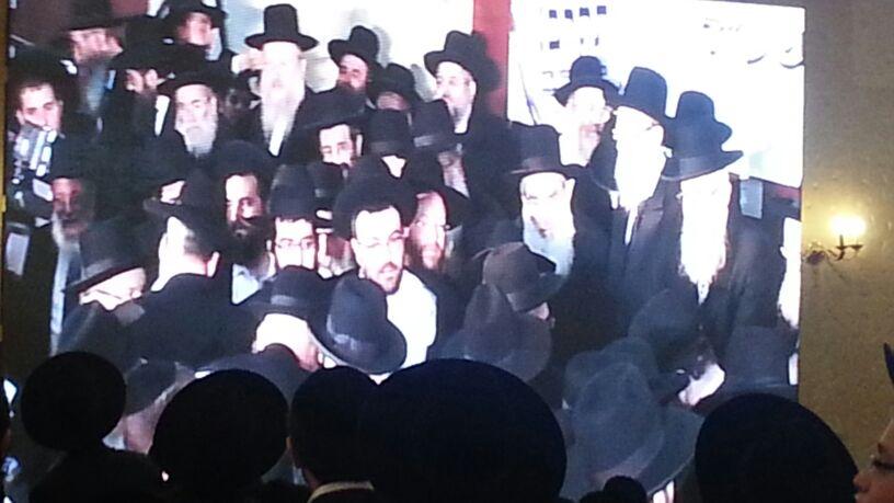 כינוס לב לאחים ניסן תשע''ד ער''ח אייר עד צילם יעקב כהן חדשות 24 (93)