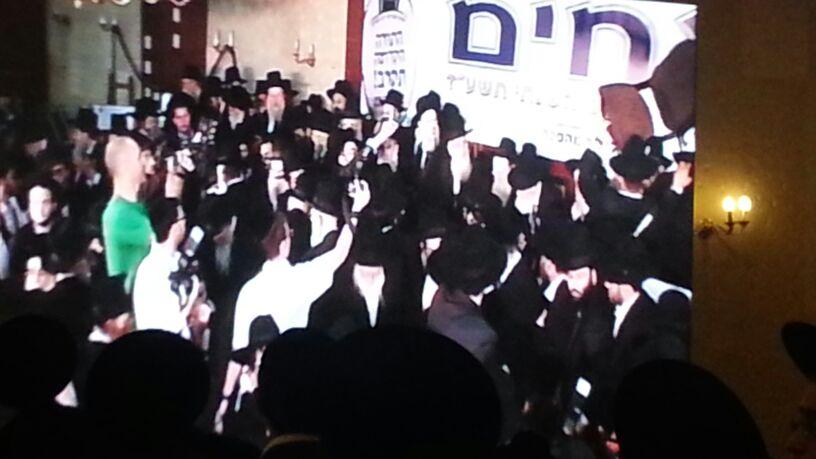 כינוס לב לאחים ניסן תשע''ד ער''ח אייר עד צילם יעקב כהן חדשות 24 (94)