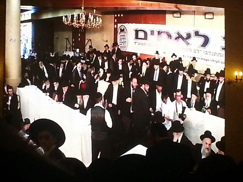 כינוס לב לאחים ניסן תשע''ד ער''ח אייר עד צילם יעקב כהן חדשות 24 (96)