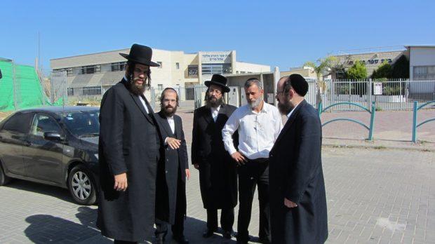 ביקור ישראל פרוש ויזניץ1