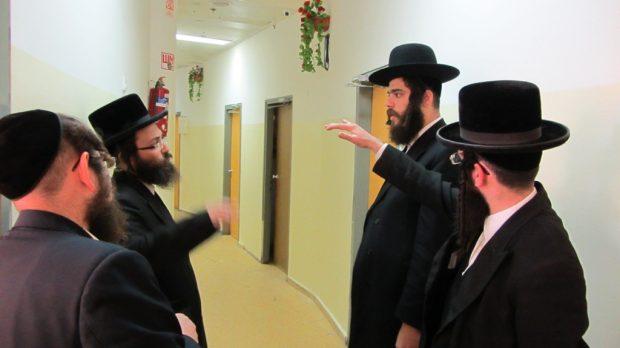 ביקור ישראל פרוש ויזניץ11