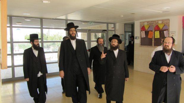 ביקור ישראל פרוש ויזניץ12