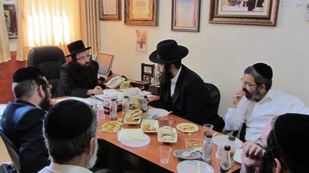 ביקור ישראל פרוש ויזניץ17