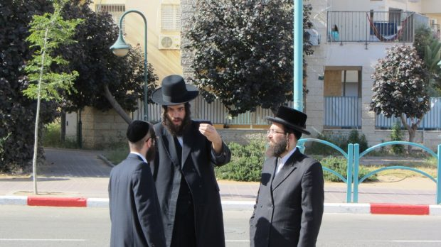 ביקור ישראל פרוש ויזניץ2