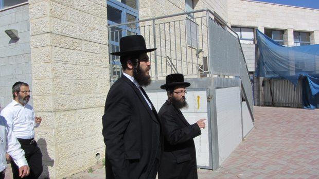ביקור ישראל פרוש ויזניץ3