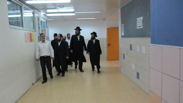 ביקור ישראל פרוש ויזניץ5