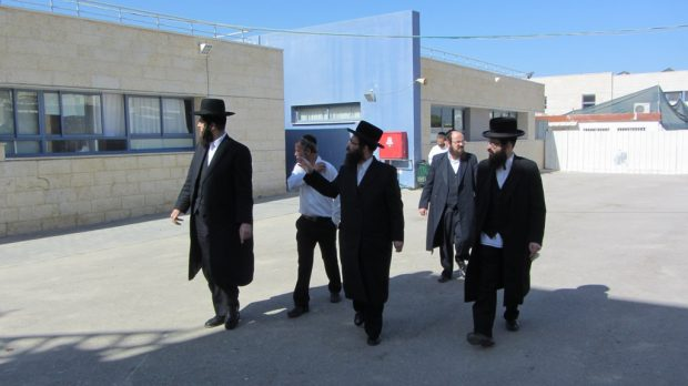 ביקור ישראל פרוש ויזניץ6