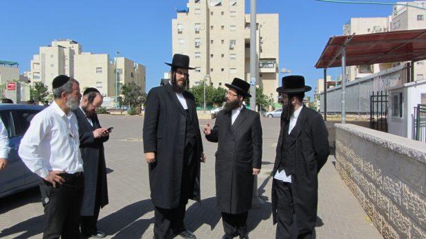 ביקור ישראל פרוש ויזניץ7
