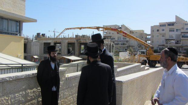ביקור ישראל פרוש ויזניץ8