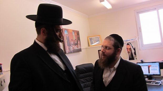 ביקור ישראל פרוש ויזניץ9