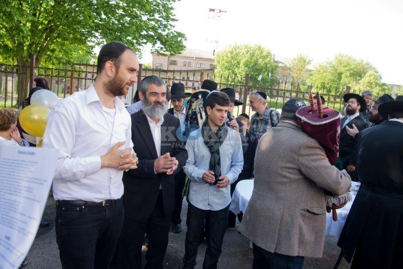 בריסק הכנסת ספר תורה אייר ע''ד (19)